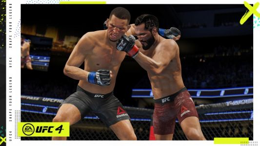 UFC 4 Review - Another Worthy Title Defense