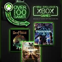 Xbox Game Pass service getting first-party exclusives at launch