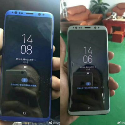 New Galaxy S8 Renders, Real Life Images & Comparisons Leak
