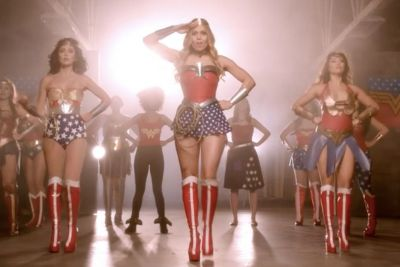 """The director of this Wonder Woman mashup wanted to """"match her epicness"""""""