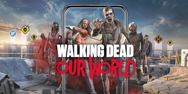 How The Walking Dead: Our World Hopes To Fix One Area That AR Games Are Falling Short