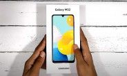 Samsung Galaxy M32 unboxing video posted ahead of announcement