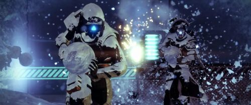 Destiny 2 holiday event The Dawning starts December 19, bringing snowball fights and more