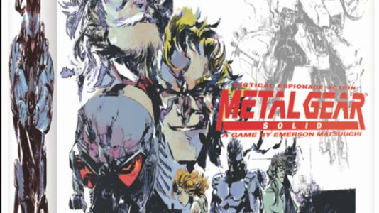 'Metal Gear Solid' Board Game Is Tactical Tabletop Action