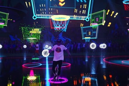 Arcadia.tv fuses sports and esports to turn Tron into a reality