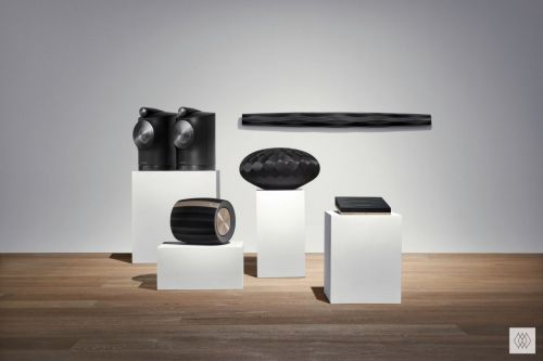 Bowers & Wilkins announces its Formation Suite, a very high-end wireless multi-room audio system