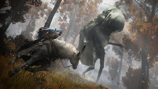 Elden Ring looks to be expanding beyond games according to Bandai Namco's CEO