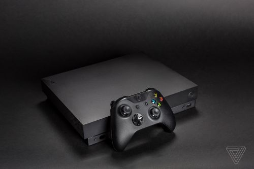 Xbox One X will sell for $400 in week-long Black Friday sale