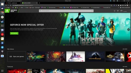 Latest NVIDIA GeForce Now news includes Marvel, Linux and Fortnite