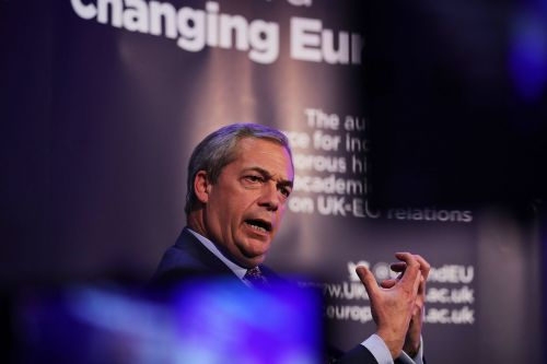 Nigel Farage thinks Facebook is censoring conservatives