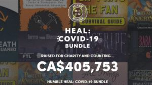 Humble 'Heal' Bundle offers over 30 games, software and eBooks to raise money for COVID-19 relief