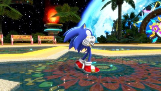 SEGA Reveals New Screenshots and Video for SONIC COLORS: ULTIMATE