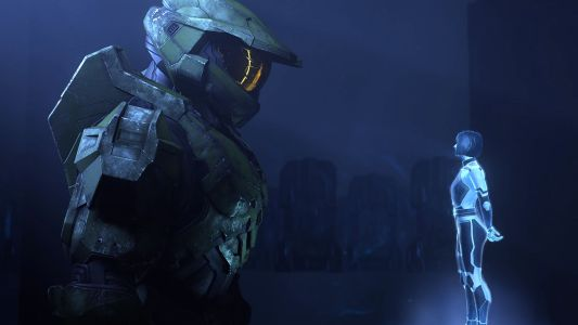 Halo Infinite campaign trailer shows big levels with bases to capture