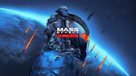 Mass Effect Legendary Edition custom art creator gives your favorite characters top billing