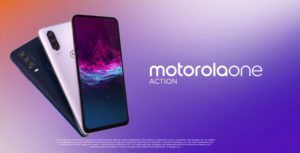 New Motorola One Action let's you film horizontal video while holding the phone vertically