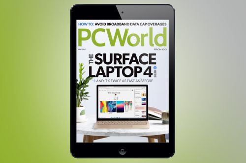 PCWorld's May digital magazine: The Surface Laptop 4 is here