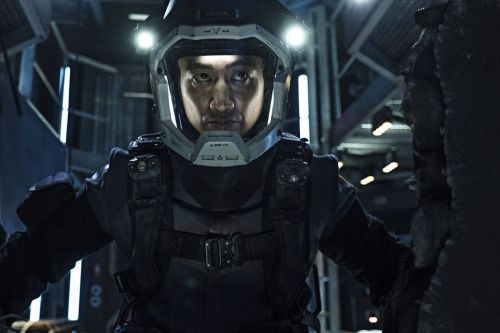It's official: Amazon has saved The Expanse