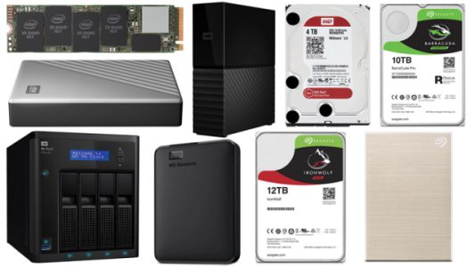 ET World Backup Day Deals: Save On Storage Devices From Western Digital, Seagate, and More