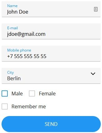 Building Web Forms in HTML: Part 2