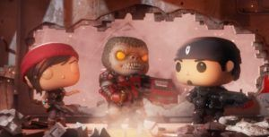 A first look at Canadian developed mobile Gears of War spinoff 'Gears Pop!'