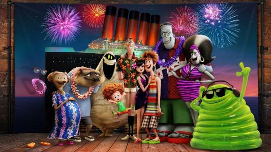 HOTEL TRANSYLVANIA 3 Beats Out SKYSCRAPER At The Box Office