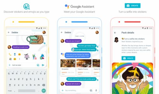Latest Allo update makes way for multi-account support
