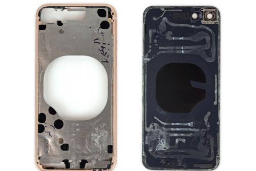IFixit's iPhone 8 teardown shows that you really don't want to crack that glass back