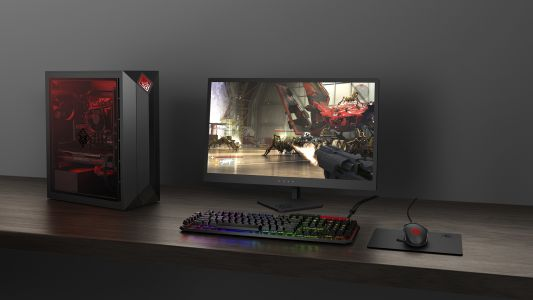 HP Omen Obelisk is a fully-upgradable pre-built gaming PC for enthusiasts