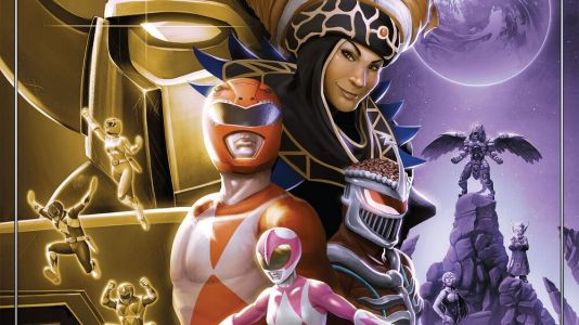 Review: POWER RANGERS DECK-BUILDING GAME Is Morphinominal Fun