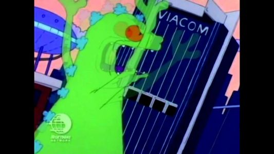 You Can Dress Up Like Reptar From RUGRATS For Halloween Or Really Any Holiday