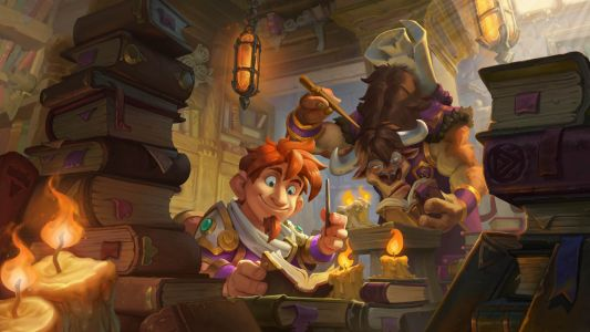 Hearthstone: Scholomance Academy expansion will introduce dual-class cards
