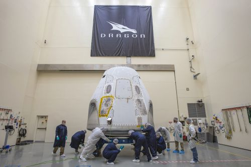 NASA, Japan add 2 more astronauts to SpaceX's 1st operational Crew Dragon flight