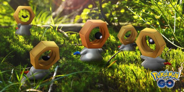 Pokemon Go: Shiny Meltan Returning Next Week For A Limited Time
