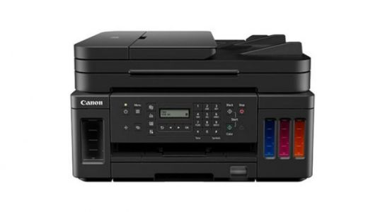 Canon Sued Over Printer That Stops Scanning, Faxing When it Runs Out of Ink