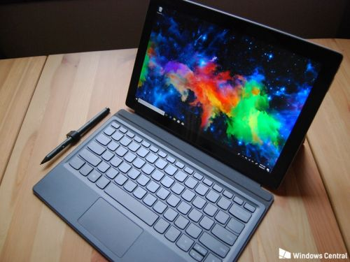 Lenovo Miix 520 review: Blazing performance, sorely lacking features