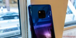 Are you interested in Huawei's Mate 20 Pro?