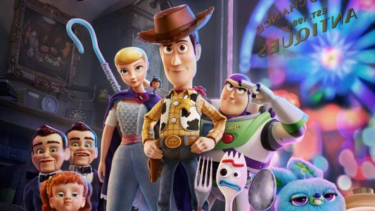 Toy Story 4 trailer shows how far 3D animation has come