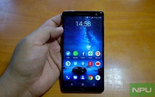 Nokia 8 Sirocco receiving the March Security update 2020 now