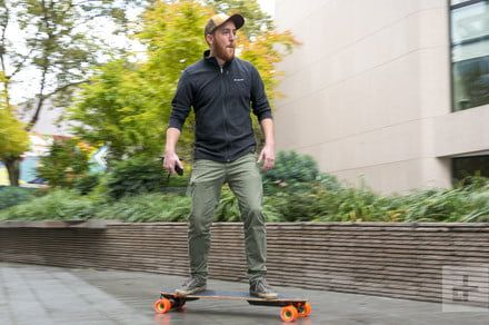 Boosted 2 Dual+ electric longboard review