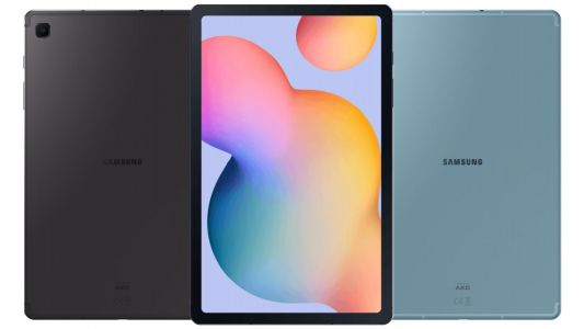 Samsung Galaxy Tab S6 Lite Leaks In High-Res Renders