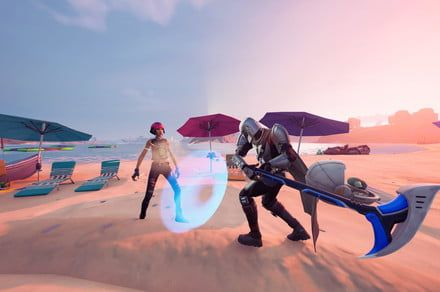 Fortnite challenge guide: Converse with Sunny, Joey, or Beach Brutus