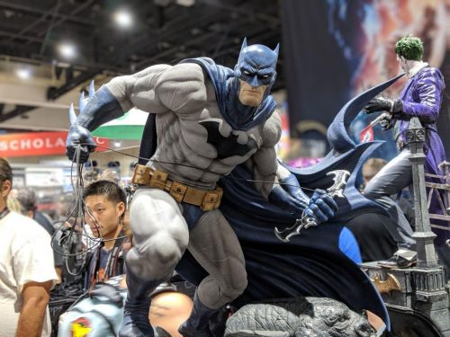 Comic-Con: 17 Statues More Expensive Than One Month's Rent