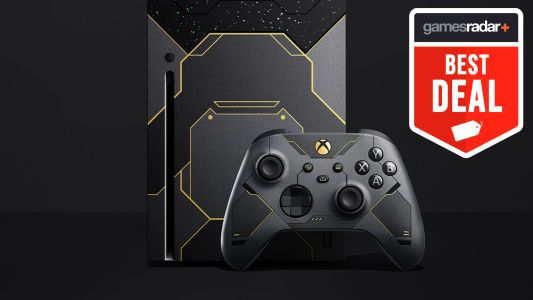There's a Halo Infinite Xbox Series X restock now - here's where