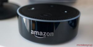 Best Buy Canada and Amazon Canada clearing Echo Dot inventory with smart speaker sale