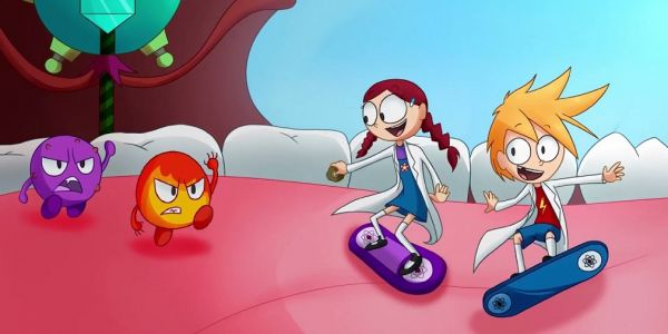 BodyQuest is an educational adventure game aimed at children coming to iOS and Android later this month