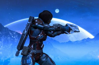 'Mass Effect: Andromeda' review
