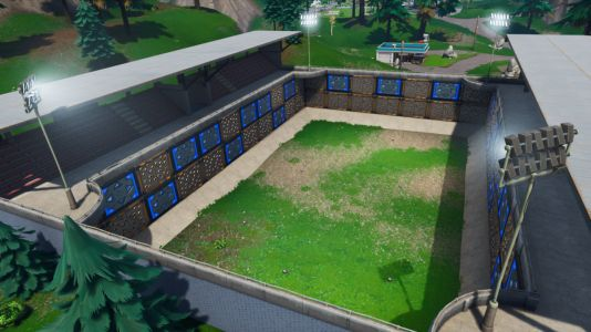 Fortnite Update 5.41 Adds Spiky Stadium, Port-A-Fortress; Patch Notes Released