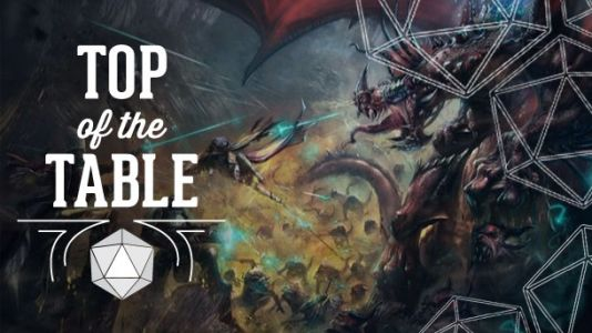Top Of The Table - Starfinder