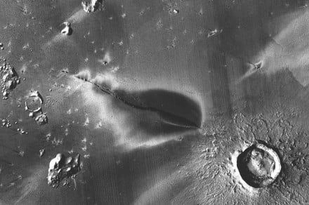 'Mars isn't dead.' There could be active volcanoes on the red planet