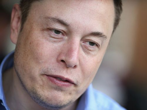 It looks like Elon Musk has deleted his Instagram account